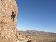 Rock Climbing Photo: Tucker Tech on The Goop Gobbler