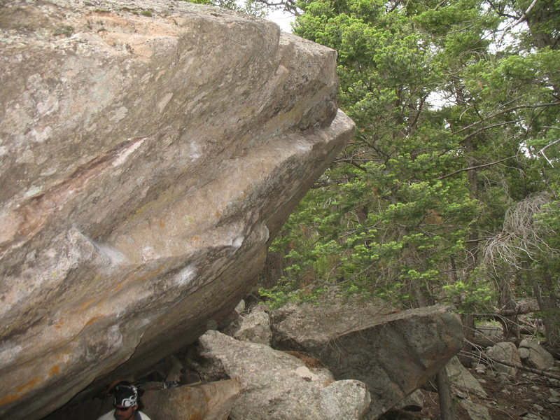 "Rock Climbing Photo: There is nothing more beautiful than ""Her Smi..."