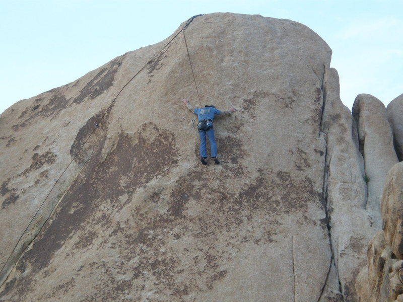 Rock Climbing Photo: B.G.