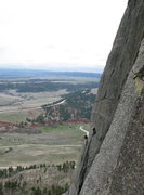 Rock Climbing Photo: Fort Collins boys climbing the buttress.