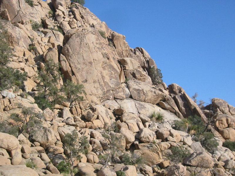 Rock Climbing Photo: F.B.