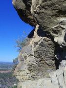 Rock Climbing Photo: Juggy starts.