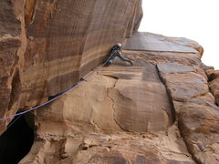 Rock Climbing Photo: Lance, BWP