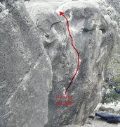 "Rock Climbing Photo: Photo beta for ""sling blade"""
