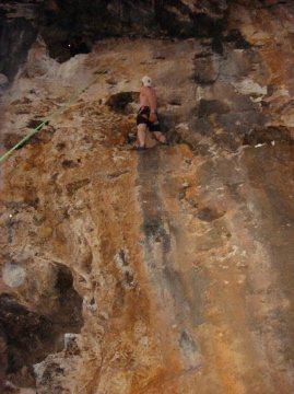 Rock Climbing Photo: La Orangerie