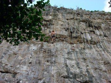 Rock Climbing Photo: Dixon's Delight