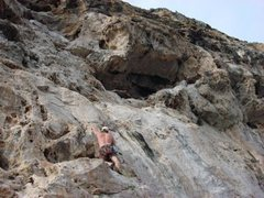 Rock Climbing Photo: Old School