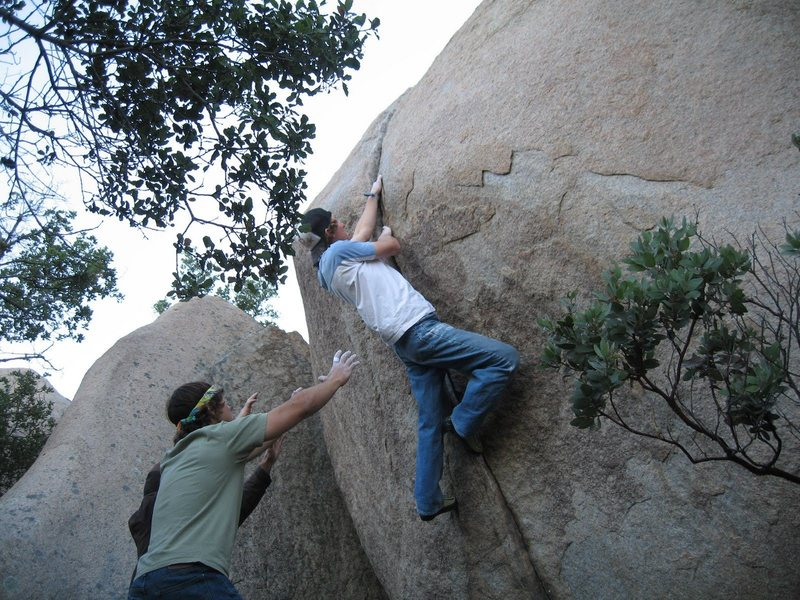Rock Climbing Photo: In the past month Doug has sent nearly every 5.12 ...