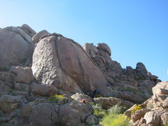 Rock Climbing Photo: Feck and Big Ass Elie May.