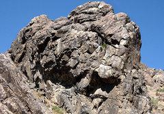 Rock Climbing Photo: Predator Wall. Photo by Blitzo.