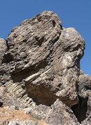 Rock Climbing Photo: Pat and Jack Pinnacle. Photo by Blitzo.