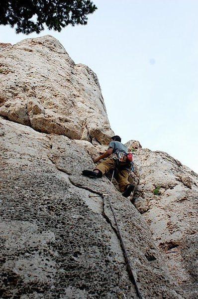 Rock Climbing Photo: great fun