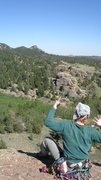 Rock Climbing Photo: vedawhat