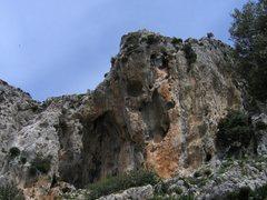 Rock Climbing Photo: The Palace
