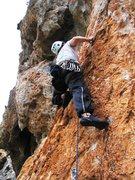 Rock Climbing Photo: Start of Mia's Place