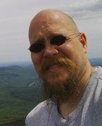 Rock Climbing Photo: On top of Bigelow Peak.