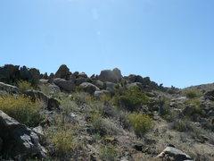 Rock Climbing Photo: SE Boulders