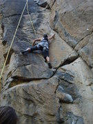 Rock Climbing Photo: Walk the Walk in Crawdad Canyon