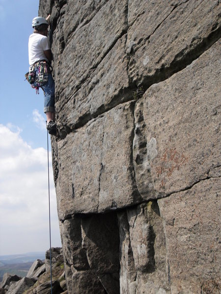 Exodus Buttress may 2010
