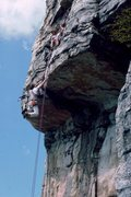 Rock Climbing Photo: The first(?) complete ascent and first brothers as...