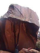 Rock Climbing Photo: perfect seam