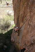 Rock Climbing Photo: I like pretzels soo much I wanted to be one... -ph...