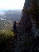 Rock Climbing Photo: Mt Tamplais