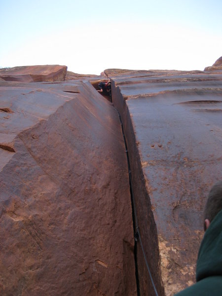 Rock Climbing Photo: Stem