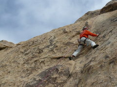 Rock Climbing Photo: Wendall Smith on Remembering Marina