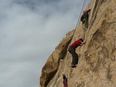 Rock Climbing Photo: Tim's Valentine