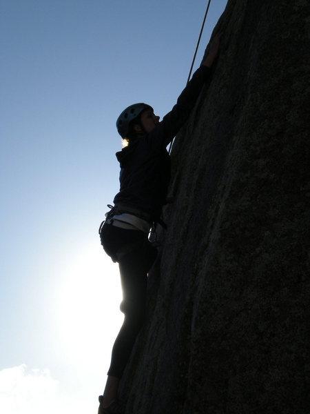 Climbing Slimmer at Blob