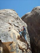 Rock Climbing Photo:  Blitzo, DMZ, 2010  photo by locker