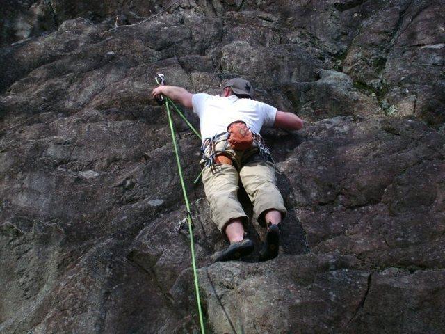 Rock Climbing Photo: clipping