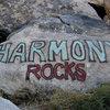 Harmony Rocks.<br> Photo by Blitzo.