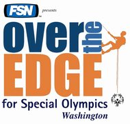 Support Special Olympics Washington by going Over the Edge!