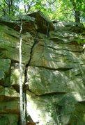 Rock Climbing Photo: Benwha 5.8