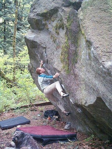 Rock Climbing Photo: Sleight of Hand