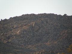 Rock Climbing Photo: The Iron Sausage