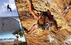 Rock Climbing Photo: Cuba Montage.
