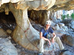 Rock Climbing Photo: the Pillars of Hercules