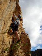 Rock Climbing Photo: Pedro
