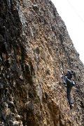 Rock Climbing Photo: Hailey on the orangatan wall...
