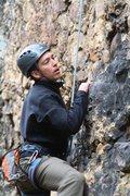 Rock Climbing Photo: dave on the orangutan wall...