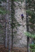 Rock Climbing Photo: I think this was zen fen corect me if im wrong...