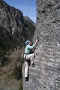 Rock Climbing Photo: Hailey