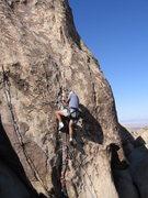 Rock Climbing Photo: The Phallograph