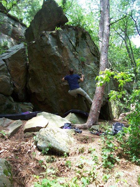Rock Climbing Photo: OPC 1