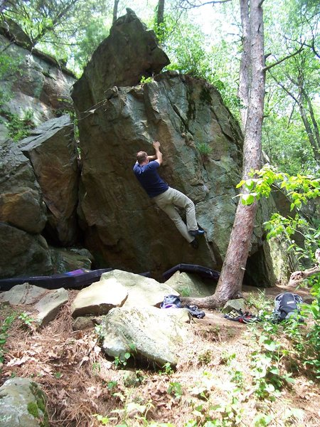 Rock Climbing Photo: OPC 2
