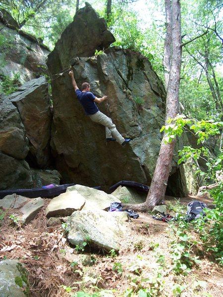 Rock Climbing Photo: OPC 3