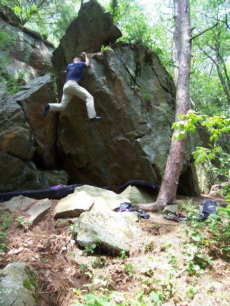 Rock Climbing Photo: OPC 4